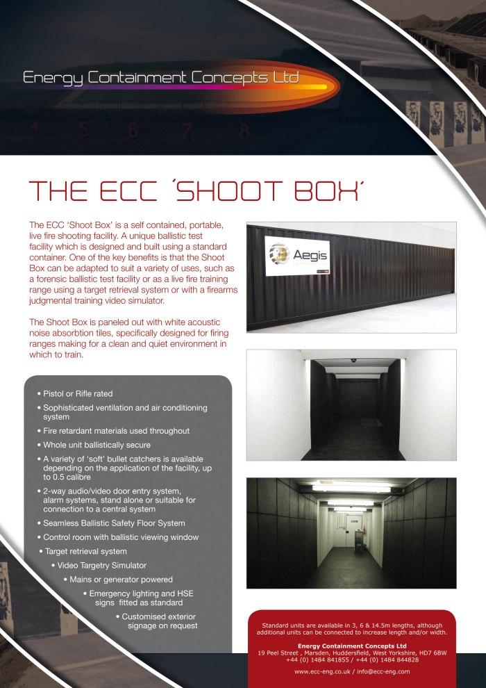 ECC Shootbox