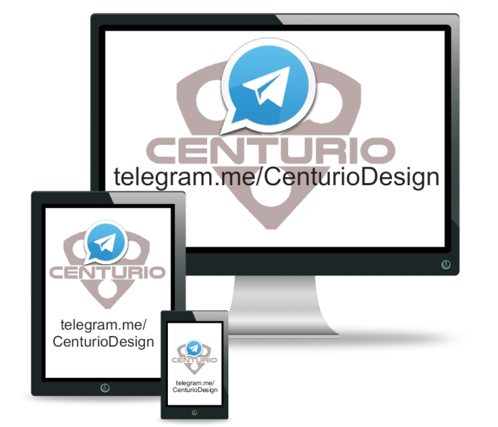 Telegram-CenturioDesign-AD