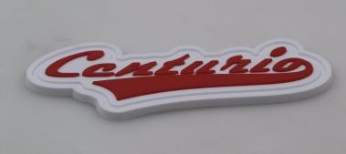 Centurio 50 Years Patch in Red/White
